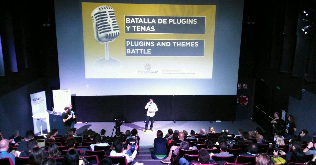 WordCamp Las Palmas, Our First Conference For 2019 featured image